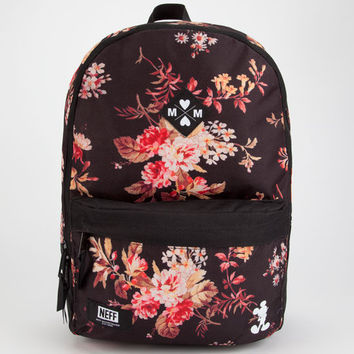 Neff Disney Collection Minnie Backpack Black Combo One Size For Women 24720814901