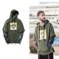 Couple Pullover Hats Jacket [27736834067]