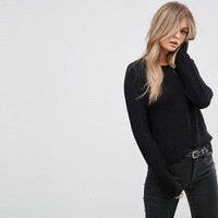 Vero Moda Crew Neck Sweater at asos.com