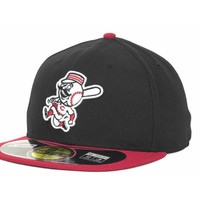 Cincinnati Reds MLB Diamond Era 59FIFTY Cap