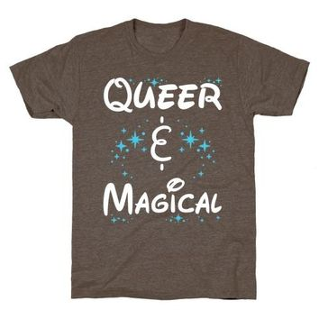 Queer And Magical T-Shirt