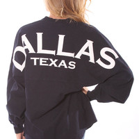 Riffraff | Dallas Spirit Jersey - navy