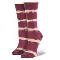 Stance | One Love Maroon socks | Buy at the Official website Main Website.
