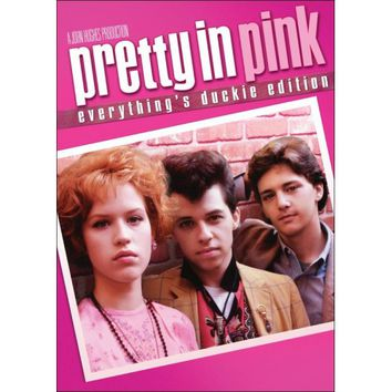 Pretty in Pink (DVD) 1986