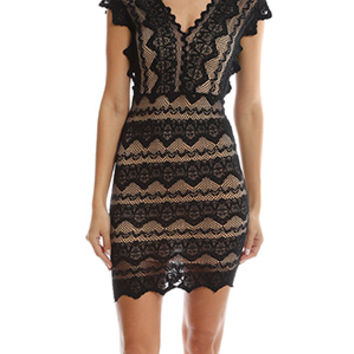 Nightcap Antoinette Dress