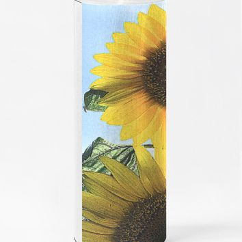3 Sunflower candle