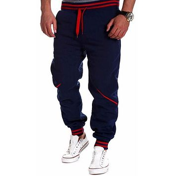 Mens Joggers Man Pants Trousers Trackpants Harem Hip-hop Tracksuits pantalon homme HO863315