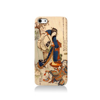 Hokusai Strong Oi Pouring Sake iPhone case, iPhone 6 case, iPhone 4 case iPhone 4s case, iPhone 5 case 5s case and 5c case