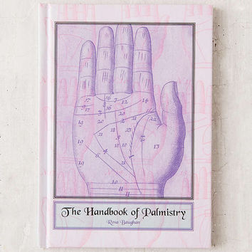 The Handbook Of Palmistry By Rosa Baughan - Urban Outfitters