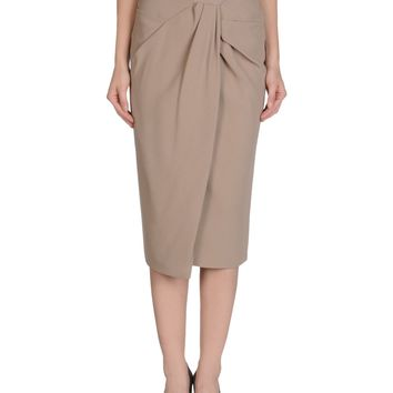 Burberry Prorsum 3/4 Length Skirt