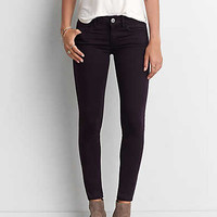 AEO Sateen X Jegging , Wine