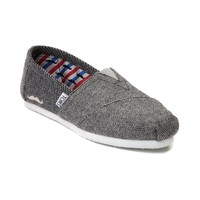 Womens TOMS Movember Classic Slip On Casual Shoe