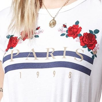 LA Hearts Flowers T-Shirt at PacSun.com