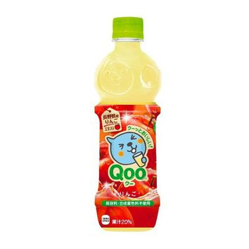 Qoo Apple Drink, 15.8 fl oz (470 mL)