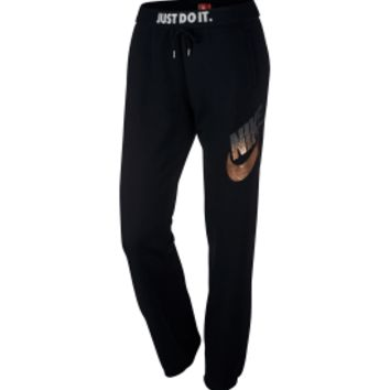 Nike Women's Rally Loose Metal Graphic Pants | DICK'S Sporting Goods