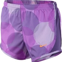 Nike Girls' GFX Printed Tempo Shorts - Dick's Sporting Goods