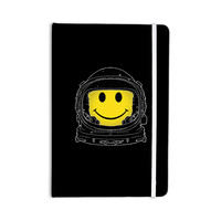 """Digital Carbine """"Happiness"""" Yellow Digital Everything Notebook"""