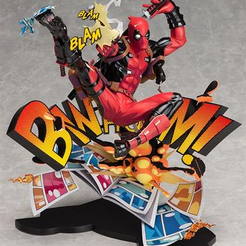 Deadpool - Breaking the Fourth Wall - Non Scale Figure (Pre-order)