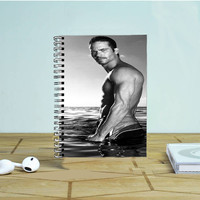 Paul Walker Photo Notebook Auroid