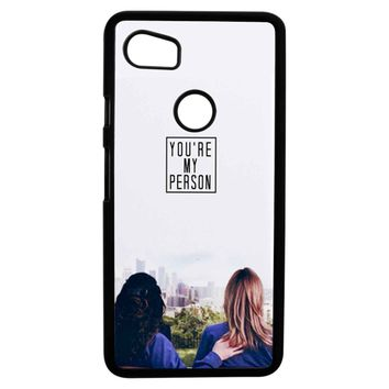 Twisted Sisters Google Pixel 2XL Case