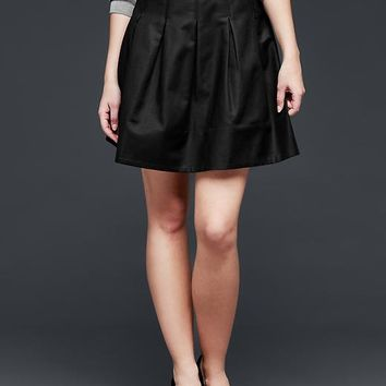 Gap Women Pleated Skirt