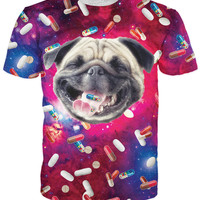 Pugs Love Drugs T-Shirt