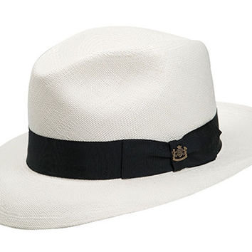 8b654c6db190a Biltmore Supreme Panama Fedora from Levine Hat Co.
