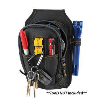 """CLC 1504 9 Pocket Mult-Purpose """"Carry-All"""" Tool Pouch 1504 1504 84298015045"""