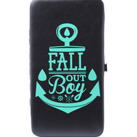 Fall Out Boy Anchor Hinge Wallet