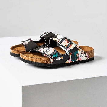 Birkenstock Painted Bloom Arizona Sandal - Urban Outfitters