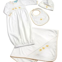 Feltman Bros. Baby Chick Layette for the New Baby