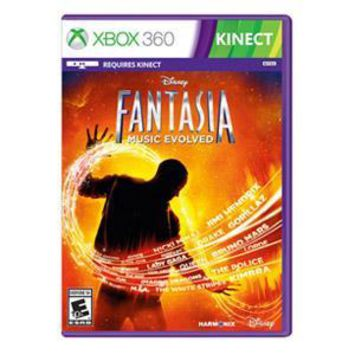Disney Interactive Disney Fantasia Music Evolved (Xbox 360)
