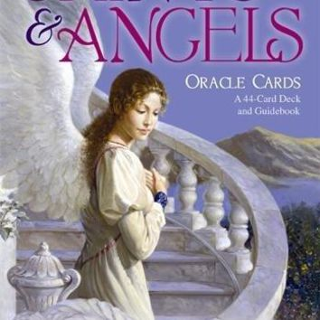 Saints & Angels Oracle Cards GMC CRDS