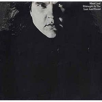 Meat Loaf - Midnight At The Lost And Found (LP, Album, RE)