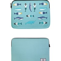 Mermaid Neoprene Laptop Sleeve | Macbook 13""