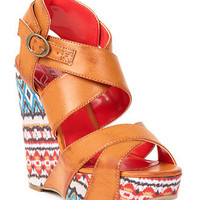 Unlisted Shoes, Bend The Rules Platform Wedge Sandals - Sandals - Shoes - Macy's