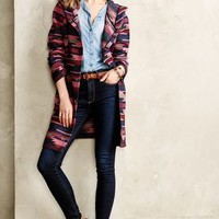 Leona Wrap Coat by Tabitha Purple Motif