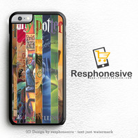 Harry Potter 422 Quidditch World Cup iPhone 6 Case