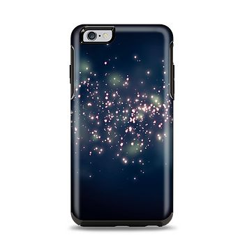 The Dark & Glowing Sparks Apple iPhone 6 Plus Otterbox Symmetry Case Skin Set