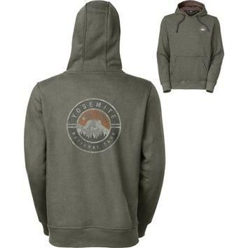 Buy Men's National Parks Pullover Hoodie from The North Face @ Rocky Mountain Trail