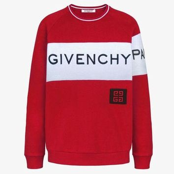 GIVENCHY Long-sleeved Sweater