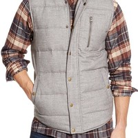 Men's United By Blue 'Drummond' Quilt Insulated Vest,