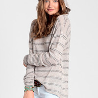 Elm Striped Sweater by Brandy Melville