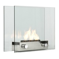 Loft Portable Indoor & Outdoor Gel Fireplace