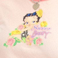 Vintage 2006 Betty Boop Sweet Beauty Baby Tee - XL/2X