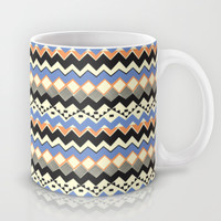 Ethnic Color Mug by Louise Machado