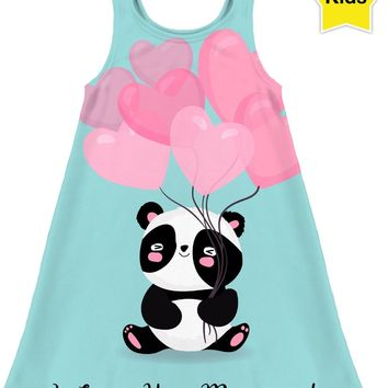 ROCD I Love You Mommy Girls Dress