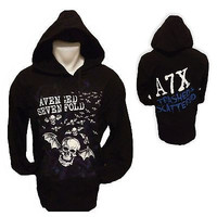 Avenged Sevenfold A7X Trashed & Scattered Hoodie