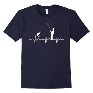 The Fisherman Fishing Reel Fishing Gear Fishing Rod T Shirt