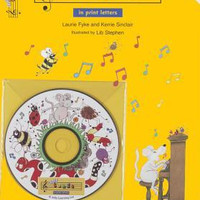 Jolly Songs (in Print Letters) with CD